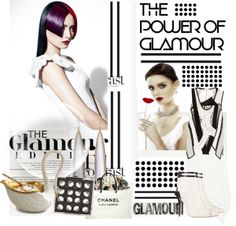"""""""Glamour Time"""" by lavendergal on Polyvore"""