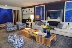 Azul Marinho na Decoração – Inspire-se com ambientes maravilhosos!