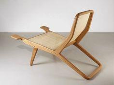 Lounge chair BARCA - Branca-Lisboa