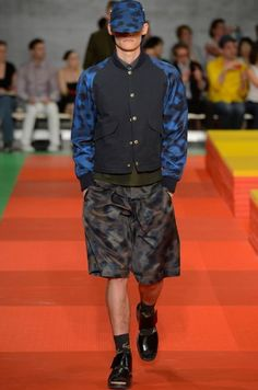 Kenzo Homme SS13