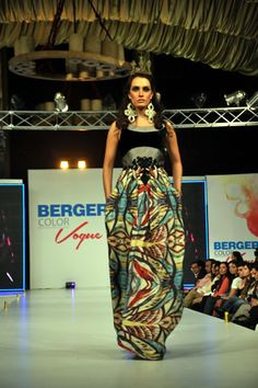 Mehdi Collection at Berger Color Vogue Fashion Show 2013