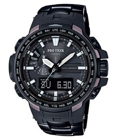 Casio Protrek Watches - Designed for Durability. Casio Protrek - Developed for Toughness Forget technicalities for a while. Let's eye a few of the finest things about the Casio Pro-Trek. Cool Watches, Watches For Men, Men's Watches, Wrist Watches, Modern Watches, Sport Watches, Casio Vintage, Casio Protrek, Wearable Technology