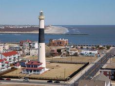 Atlantic City lighthouse,
