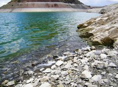 Elephant Butte Lake State Park  Waterfront site north campground