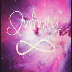 Infinity signs are so pretty
