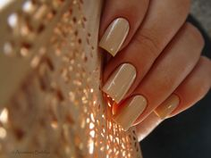 Golden Rose Rich Color Nail Lacquer №71