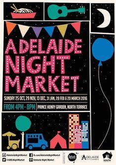 sa markets, Adelaide night market, adelaide, free, food trucks, gourmet food, crafts, summer, night market
