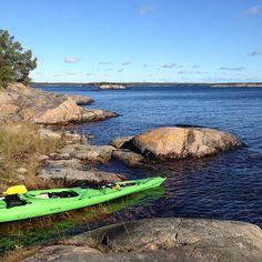 Long time no kayaking...