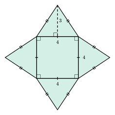 (1) Surface area using nets | Dashboard | The World of Math | Khan Academy