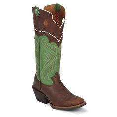 Tony Lama Mens Saddle Outback Buckaroo Boots