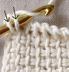 Tunisian Crochet Patterns | Crochet Design