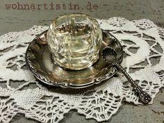 Salz des Lebens  Formschönheit forever  #salz #Jugendstil #antiquitäten #wohnartistin #blog