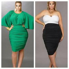 """Get Yo' Style: """"Monif C.- Plus Size Clothing For the Full Figured Ladies"""" 