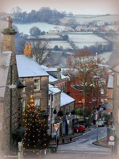 Belper, Derbyshire, England