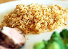 Homemade Rice a Roni