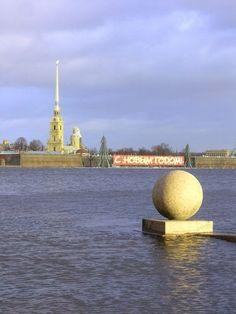 27.12.2011 Санкт-Петербург Нева наступает на город