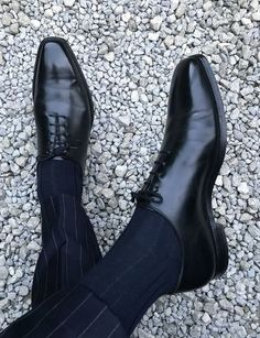 Handmade Men Oxford formal black leather shoes, Men black leather dress shoes from Rangoli Collection Upper Genuine Leather Lining Soft calf leather Sole genuine leather Heel Genuine leather Lace up closure Manufacturing time 10 days Black Formal Shoes, Black Leather Dresses, Black Dress Shoes, Leather Dress Shoes, Black Leather Shoes, Leather And Lace, Leather Boots, Calf Leather, Cowhide Leather