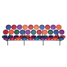 I think this couch would look fabulous in my house.  I do love the Marshmellow.