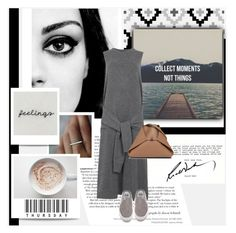 """""""Sin título #2060"""" by liliblue ❤ liked on Polyvore featuring Joseph, Karl Lagerfeld, Akris and MICHAEL Michael Kors"""