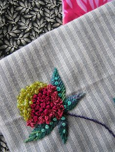 I want to embroider like this...and more