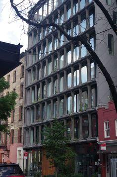 Manhattan Buildings, Multi Story Building, Life