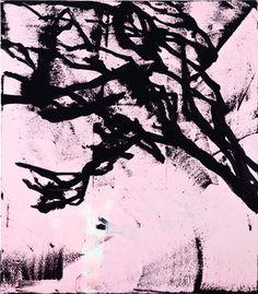 CHARLINE VON HEYL, Dusty Dafni, 2011, acrylic on linen