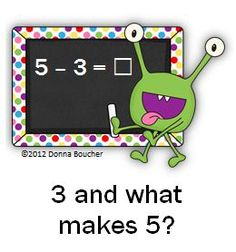 Math Coach's Corner: Connecting Subtraction to Addition