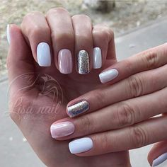 We all want beautiful but trendy nails, right? Here's a look at some beautiful nude nail art. Perfect Nails, Gorgeous Nails, Love Nails, Stylish Nails, Trendy Nails, Winter Nails, Manicure And Pedicure, Diy Nails, Nails Inspiration