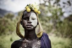 Surma Photography Photos, Children Photography, Mursi Tribe, Hairstyle Names, Ethnic Diversity, Human Pictures, Desert Flowers, African Tribes, Documentary Photographers