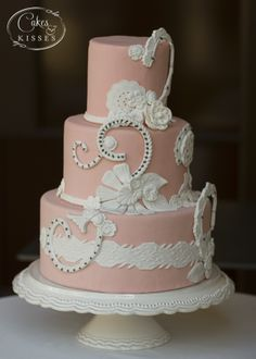 fantasy cakes | Wedding Photography: West Coast Albums, Los Angeles, CA Sneak Peek ...