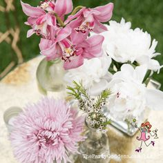 Garden inspired wedding flowers perfect for a spring or summer wedding! | The Party Goddess! #wedding #weddingflowers #flowers #weddingday #weddingplanner Post Wedding, Wedding Tips, Summer Wedding, Wedding Day, Wedding Flower Inspiration, Wedding Flowers, Little Buds, Engagement Presents, Event Planning Business