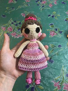 Bambolina rosa 💕
