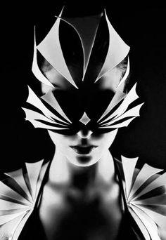 """Kelsey glow in the dark"" © Pure Art Models"