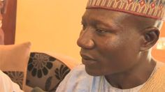 """""""Nigeria kidnapping: 'I'm happy my daughter is alive', says father - video"""" -The Guardian, 14 May 2014"""