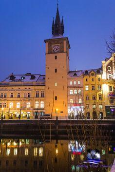 Prague Old Town Wanter Tower