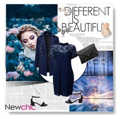 """NewChic"" by lejla-djerzic ❤ liked on Polyvore"