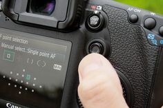 How to get the most out of the focus modes on your Canon DSLR
