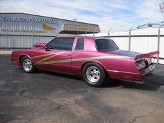 Classics - 1981 Chevrolet Monte Carlo