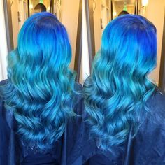 Ocean-Inspired Color Intensity using Joico - Hair Colors Ideas