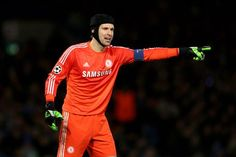 Cech made 16 appearances for Chelsea in 2014-15