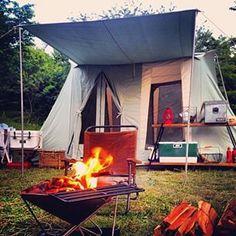 週末Pic… 多分、IG始めて丸一年っす。 今年は色々ありそうです… 皆様、これからもよろしくお願いします。 #camp #camping #campholic #outdoor #springbar #coleman #truckfurniture #キャンプ #キャンホリ #カーカムス #スプリングバー