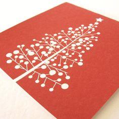 Handmade Christmas card!