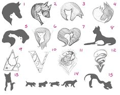 Once Upon an Artist...: Emergency Vet Service_Mural Sketches