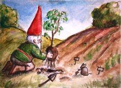 Plant a tree...  JollyGnome.com
