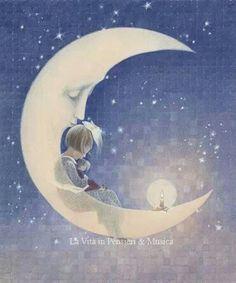 Simpñemente hermosa mi Luna!