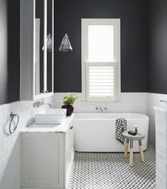 How to Finish Your Basement and Basement Remodeling – House Remodel HQ Bad Inspiration, Bathroom Inspiration, Bathroom Ideas, Small Toilet Room, Minimalist Bathroom, Bathroom Furniture, Corner Bathtub, New Homes, Home Decor