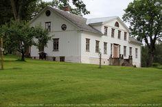 Le Jour ni l'Heure 0353 : manoir de Gunnerud, 1827, où résidait la grand-mère de Gustaf Fröding, 1860-1911, Alster, commune de Karlstad, Värmland, Suède, vendredi 27 août 2010, 16:16:37