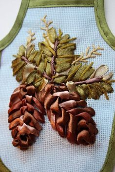 Ribbon Embroidery For Beginners Silk Embroidery For Beginners Silk Embroidery Patterns Free Ribbon Embroidery Tutorial, Silk Ribbon Embroidery, Crewel Embroidery, Learn Embroidery, Embroidery Books, Embroidery Online, Embroidery Tattoo, Embroidered Silk, Ribbon Art