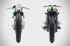 Ducati 860 GTS Cafe Racer by 6 5 4 Motors 5