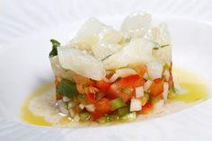 Nutriguía: Bacalao marinado en vinagreta de Club Ranero